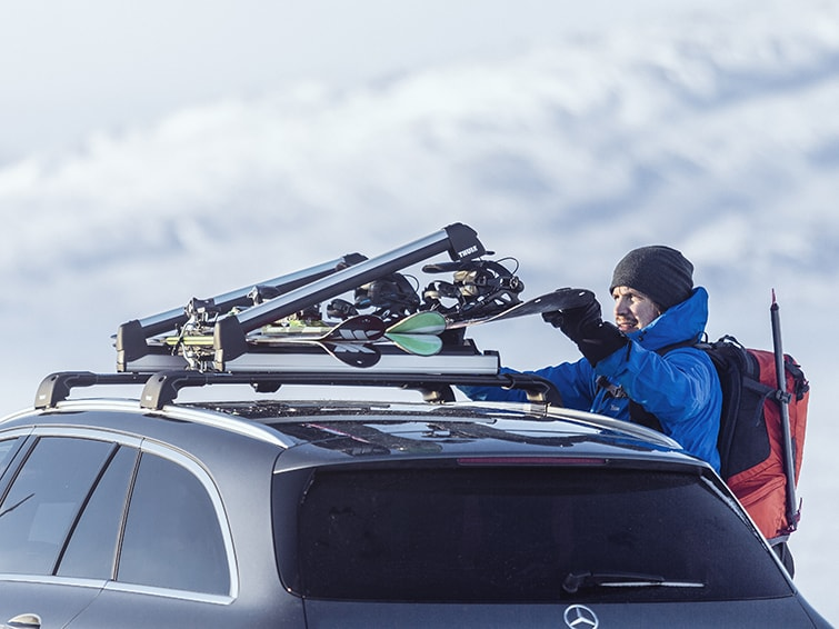 Thule winter and water sport racks
